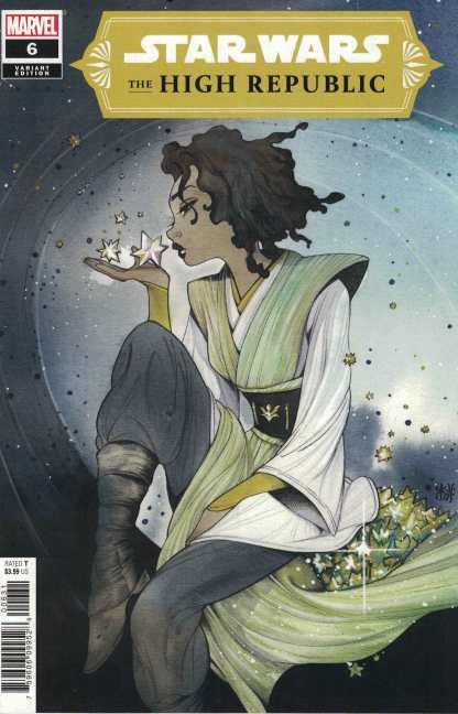Star Wars High Republic #6 1:25 Momoko Variant Marvel 2021