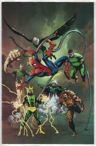Sinister War #1 1:50 Gary Frank Virgin Variant Marvel 2021 Nick Spencer VF/NM