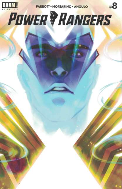 Power Rangers #8 1:25 Montes Variant Boom! 2020