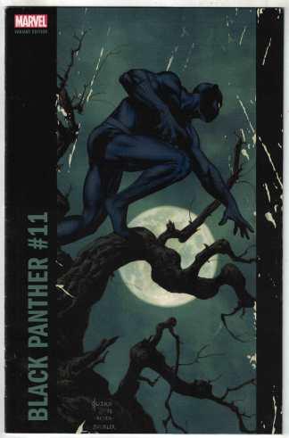 Black Panther #11 Joe Jusko Variant Marvel 2016 Ta-Nehisi Coates F/VF