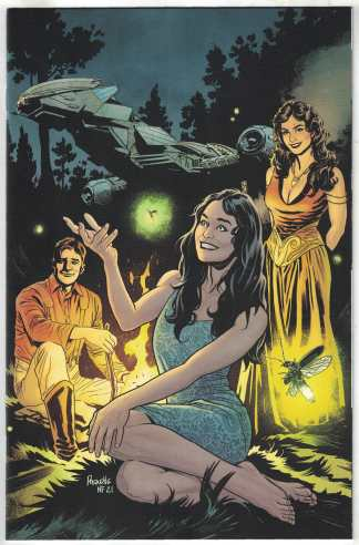 Firefly #31 1:25 Yanick Paquette Virgin Variant Boom 2018 VF/NM