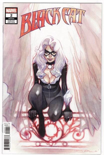Black Cat #2 1:25 Olivier Coipel Variant Marvel 2020 VF/NM