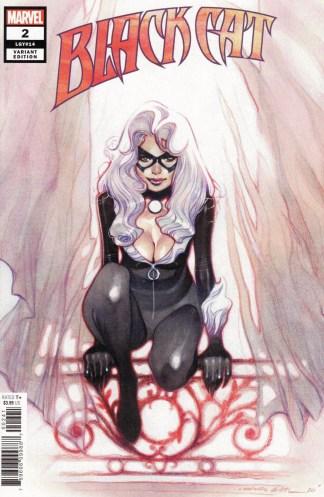 Black Cat #2 1:25 Olivier Coipel Variant Marvel 2020 King in Black