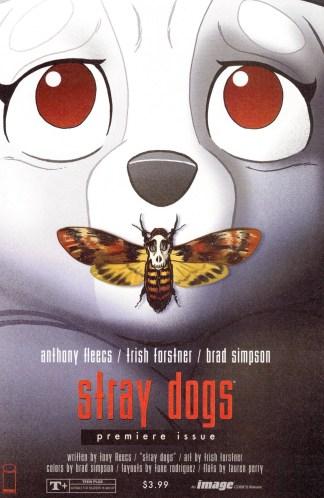 Stray Dogs #1 Forstner & Fleecs 1st Print Silence of Lambs Horror Variant 2021