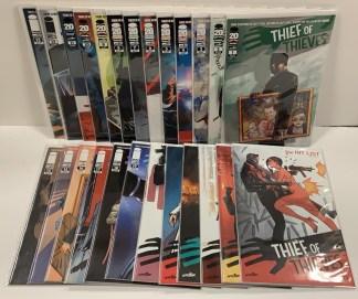 Thief of Thieves #1-25 Complete Run Image 2012 Kirkman VF/NM
