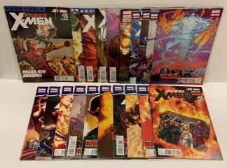 Uncanny X-Men Complete Second Series #1-20 Marvel 2012 VF/NM