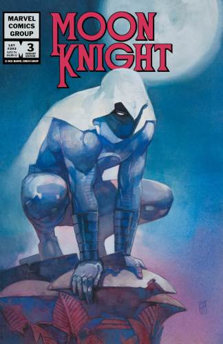 Moon Knight #3 Ultimate Comics Exclusive Alex Maleev Variant Marvel -Ships 9/22