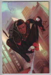 Miles Morales Marvel Tales #1 1:50 Sway Virgin Variant Marvel 2021 NM-