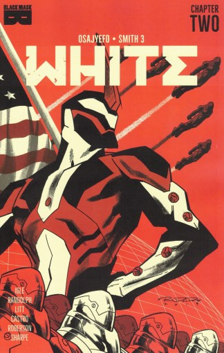 White #2 Khary Randolph 1st Print Cvr A Black Mask 2021 Limited 2500 Copies