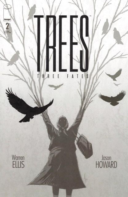 Trees Three Fates #2 Image 2019 Warren Ellis Jason Howard