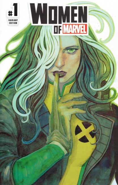 Women of Marvel #1 Stephanie Hans Unknown Comics Excl Variant 2021