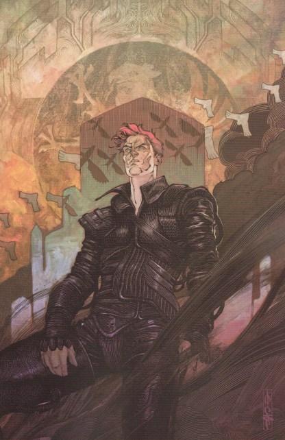 Dune House Atreides #9 1:25 Evan Cagle Virgin Variant Boom 2020