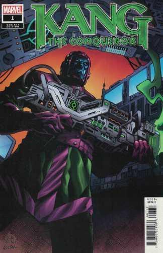 Kang the Conqueror #1 1:50 Stegman Variant Marvel 2021