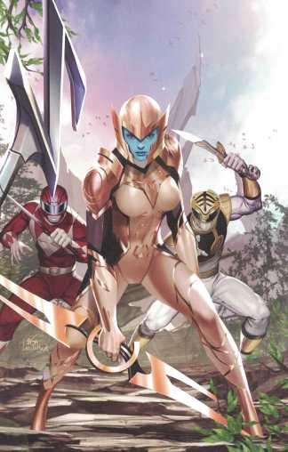 Mighty Morphin #11 1:10 InHyuk Lee Virgin Variant Boom 2020