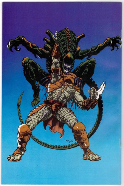 Dark Horse Presents #36 1st Aliens vs Predator 1986 VF/NM