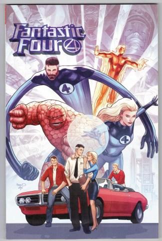 Fantastic Four #35 1:25 Paul Renaud Variant Marvel 2018 Legacy #680 NM-