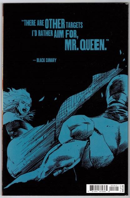Batman Urban Legends #6 Jay Anacleto B Variant DC 2021 VF/NM