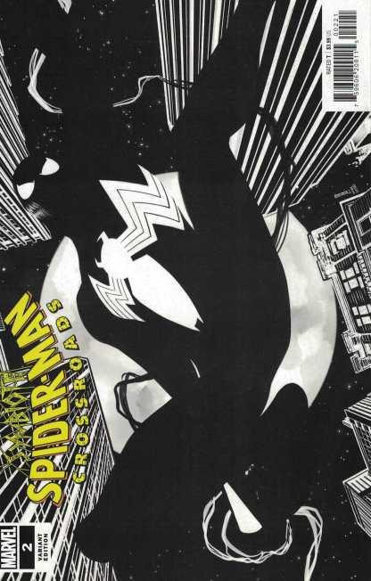 Symbiote Spider-Man Crossroads #2 1:25 Baldeon Variant Marvel 2021