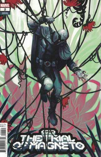 X-Men Trial of Magneto #2 1:50 Stephanie Hans Variant Marvel 2021