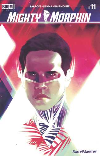 Mighty Morphin #11 1:25 Montes Variant Boom 2020