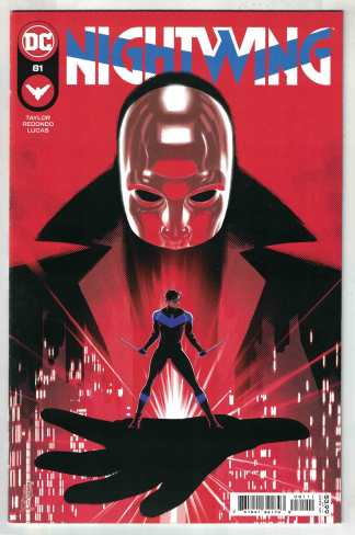 Nightwing #81 Redondo Cover A 1st Print Tom Taylor 1st Heartless DC 2016 VF/NM