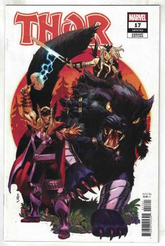 Thor #17 1:25 Nic Klein Variant Marvel 2021 Revelations VF/NM