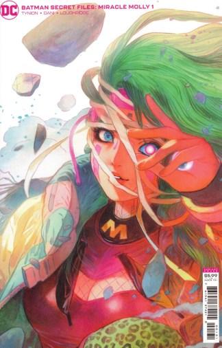 Batman Secret Files Presents Miracle Molly #1 1:25 Little Thunder Variant DC 2021