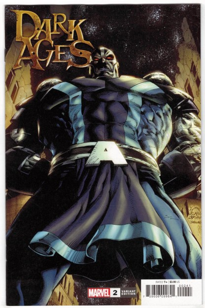 Dark Ages #2 1:50 Ryan Stegman Variant Apocalypse Marvel 2021 VF/NM