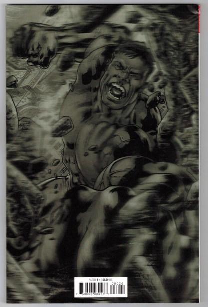 Immortal Hulk #50 1:25 Bryan Hitch Variant Marvel 2018 Final Issue VF