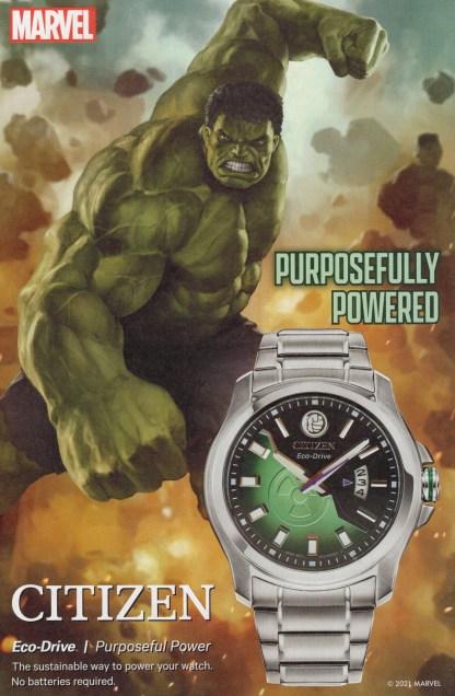 Darkhold Alpha #1 1:25 Superlog Variant Marvel 2021