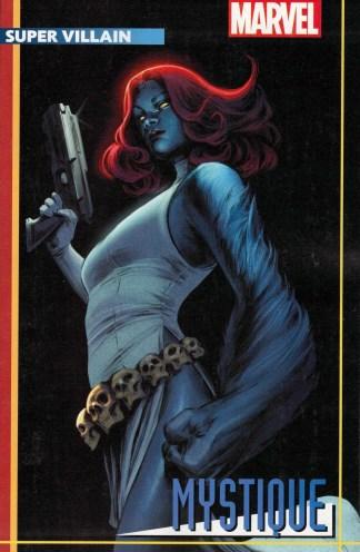 Inferno #1 1:25 Carnero Stormbreakers Mystique Variant Marvel 2021