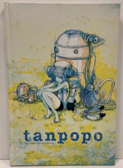 Tanpopo Vol 1 by Camilla d'Errico Hardcover Boom! Studios 2012 VF/NM
