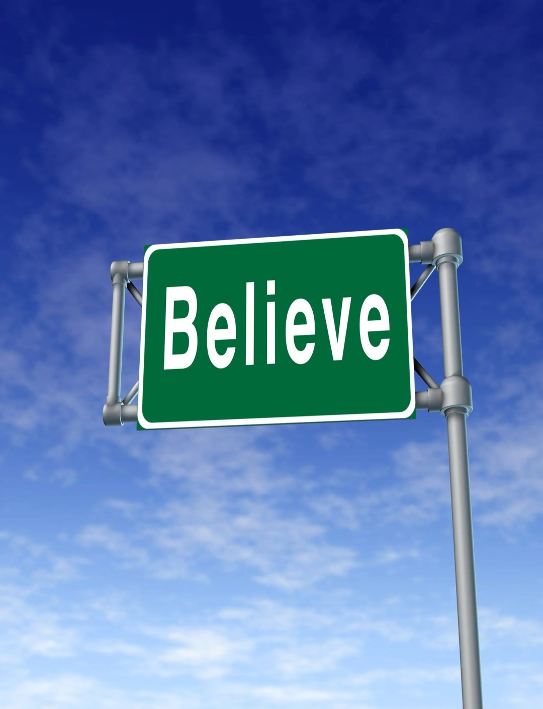 Believe - One or all of the Categories are For You