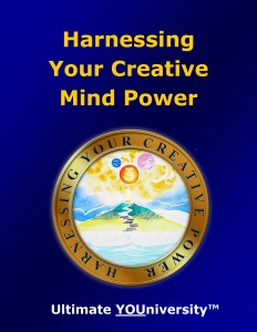 Harnessing Your Creative Mind Power, One of the 14 Living Skills Categories