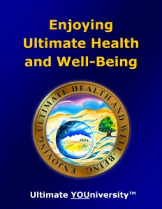 Enjoying Health and Well-being, One of 14 Living Skills Categories
