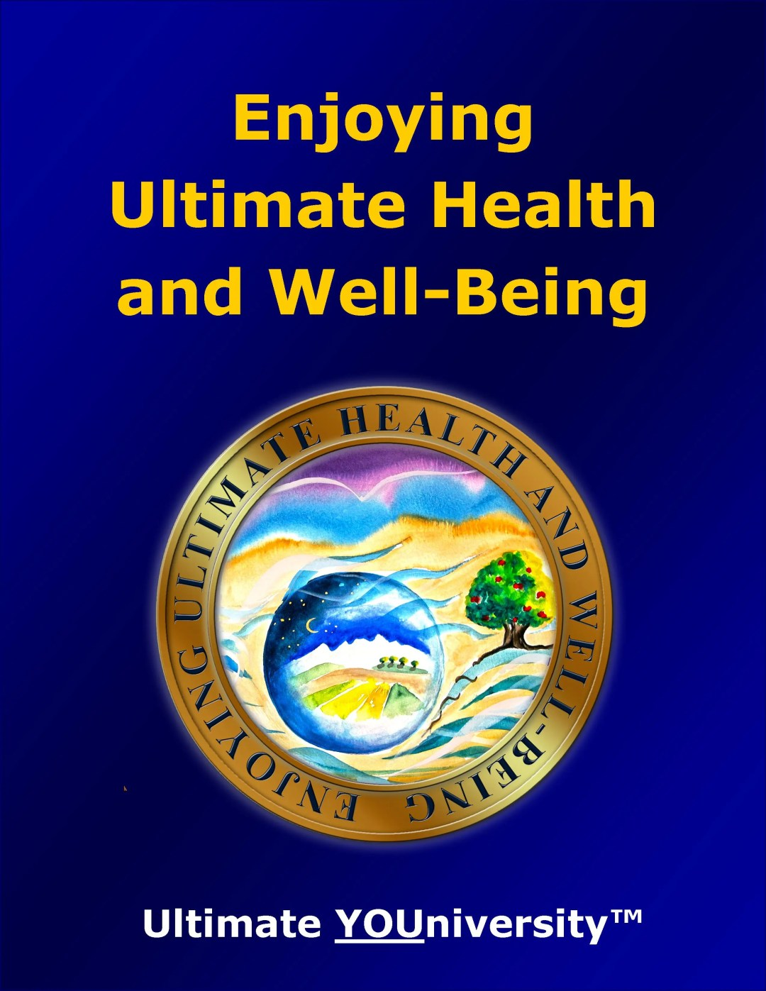 Enjoying Ultimate Health and Well-Being, one of the 14 Categories