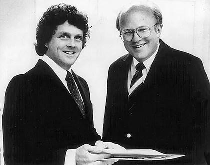 Ken Blanchard and Spencer Johnson