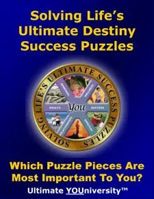 Solving Life's Ultimate Success Puzzles - Strategic Marketecture