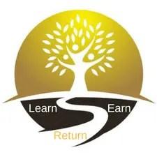 Learn, Earn and Return Logo - Strategic Marketecture