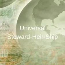 Universal Stewardheirship Logo - Strategic Marketecture