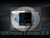 Ultimate Edition 2.3 login window
