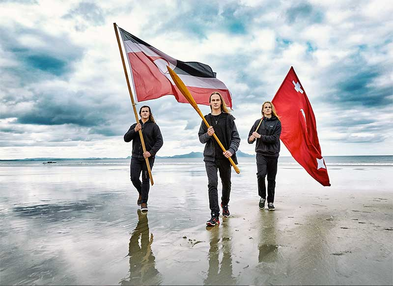 Alien Weaponry to play Copenhell 2019