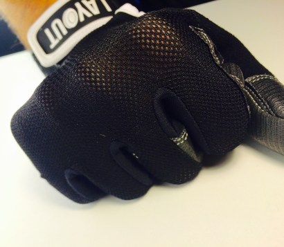 Layout Ultimate Glove 1