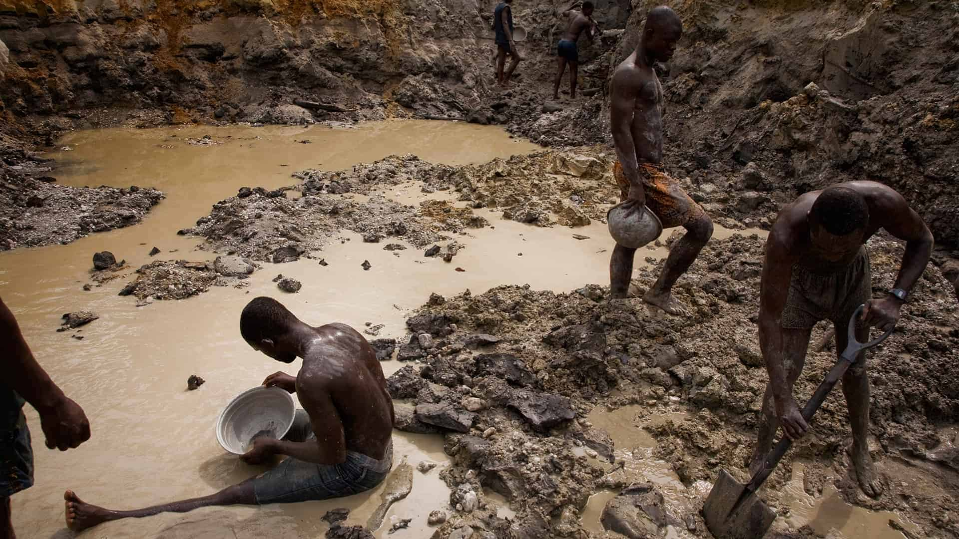Conflict Minerals How Savagery In The Darkest Parts Of