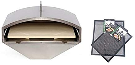 GMG Green Mountain Grill Wood Fired Pizza Oven