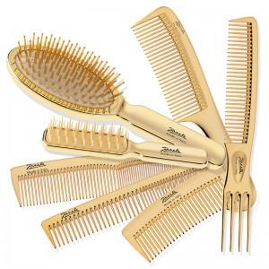 Pettini-spazzole-oro