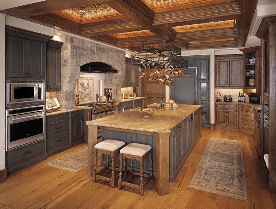 18 Amazing Tuscan Kitchen Ideas