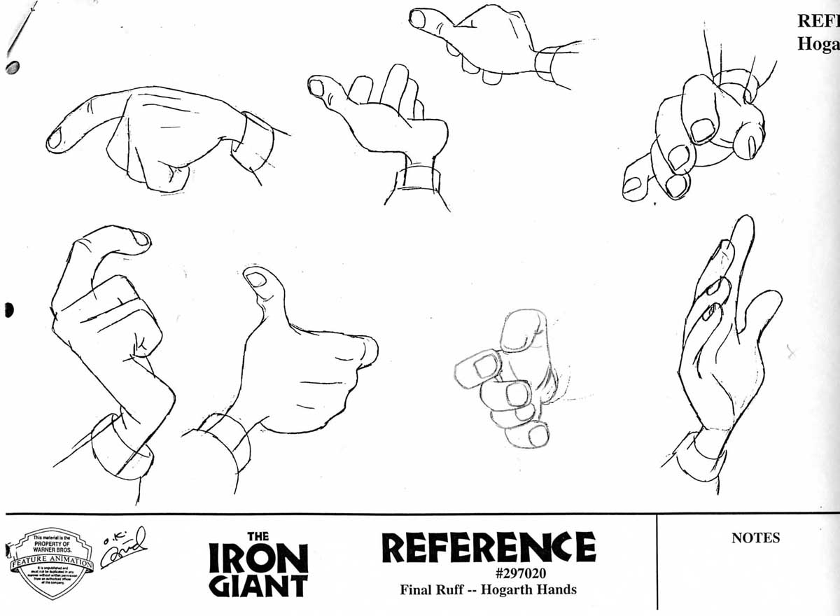 Hand Meme Characters Different Drawn
