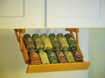 Under Cabinet Mini Spice Rack