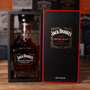 Jack Daniel's Tennessee Whiskey was specifically selected and drawn from the barrels used to craft our 2012 Barrel Tree in Lynchburg.